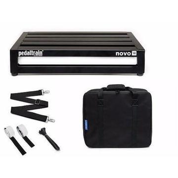 Pedaltrain Novo 18 Pedal Board With Soft Case