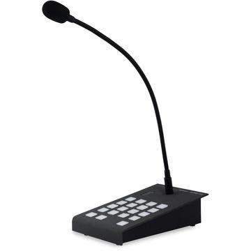 Audac APM116MK2 Digital Paging Microphone (16 Zones)