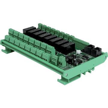 Audac ARU 108MK2 8 Relay Module for APM Paging Consoles