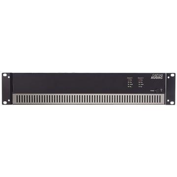 Audac CAP248 Dual-Channel Power Amplifier 2 X 480w 100v