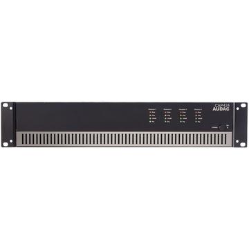 Audac CAP424 Quad-Channel Power Amplifier 4 X 240w 100v