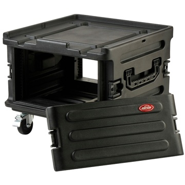 SKB 1SKB-R1906 Roto Molded Rack Expansion Case (with wheels)