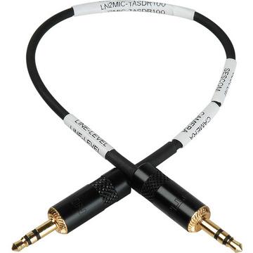 Sescom LN2MIC-TASDR100 Cable for Tascam DR100