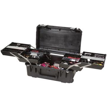 SKB 3i-2011-7B-TR iSeries 3i-2011-7 Waterproof Tech Box (w/dual trays)