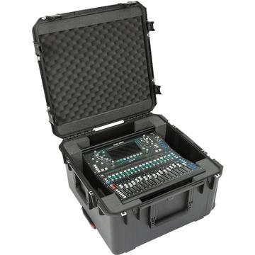 SKB 3i2222-12SQ5 iSeries Allen & Heath SQ5 Mixer Case