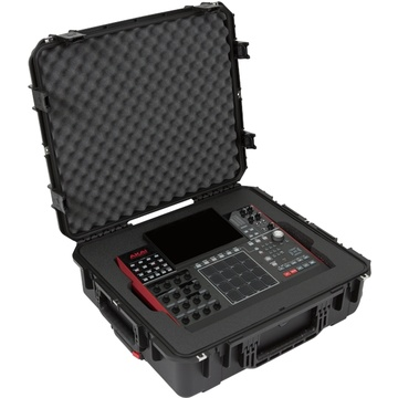 SKB 3i2421-7MPCX iSeries Injection Molded Case for Akai MPC X Sampler/Sequencer