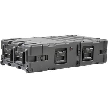 SKB 3RS-3U24-25B 3U 24 Inch Deep Static Shock Rack