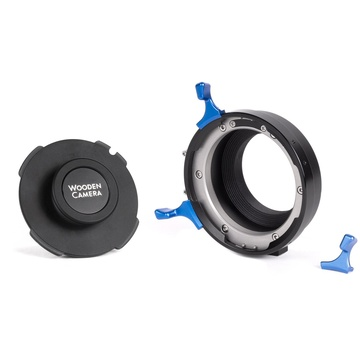 Wooden Camera Canon R Mount To ARRI LPL Mount Adapter