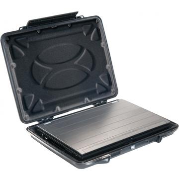 Pelican 1095CC HardBack Case with Laptop Liner (Black)