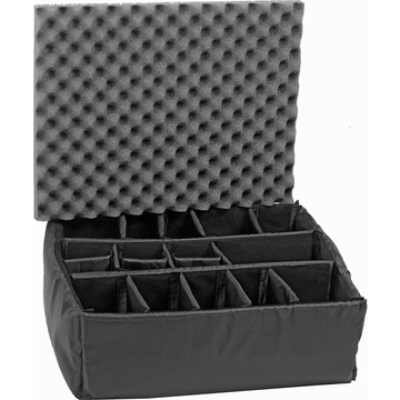 Pelican 1615 Padded Divider Set for Pelican 1610 cases