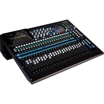 Allen & Heath Qu-24 30-In/24-Out Digital Mixer (Chrome Edition)