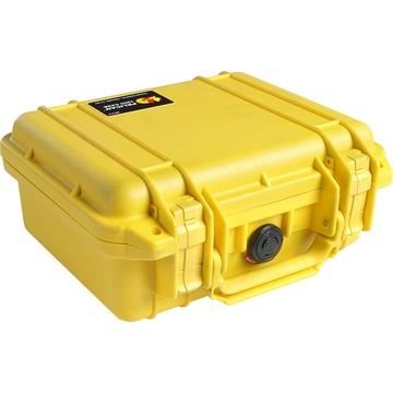 Pelican 1200 Case (Yellow)