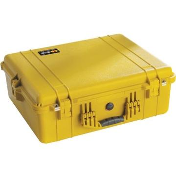 Pelican 1600 Case (Yellow)