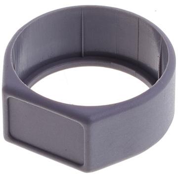 Neutrik XCR Coloured Ring (Gray Finish)