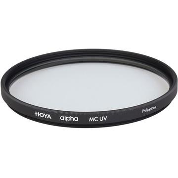 Hoya 55mm alpha MC UV Filter