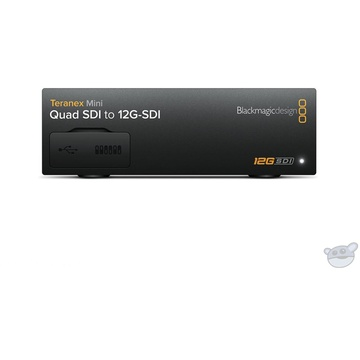 Blackmagic Design Teranex Mini Quad SDI to SDI 12G Converter