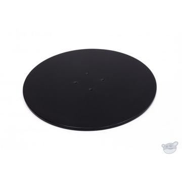 "Kessler CineDrive Turntable Top Surface - (24"") Black Corian"