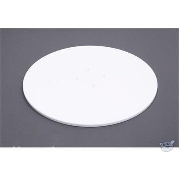 "Kessler CineDrive Turntable Top Surface - (18"") White Corian"