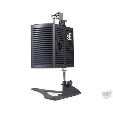 sE Electronics GUITARF Guitar Amplifier Reflection Filter (Black)