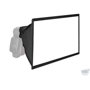 "Vello Softbox for Portable Flash (Ultra Wide, 8 x 16"")"