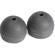 Shure Black Soft Flex Sleeves - 2 Large