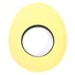 Bluestar Large Oval Eyecushion - Microfibre (Natural)