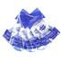 Bluestar Small Round Eyecushion - Microfibre (5 Pack) (Blue)