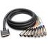 Hosa AES-805Y AES/EBU Snake Cable 16'