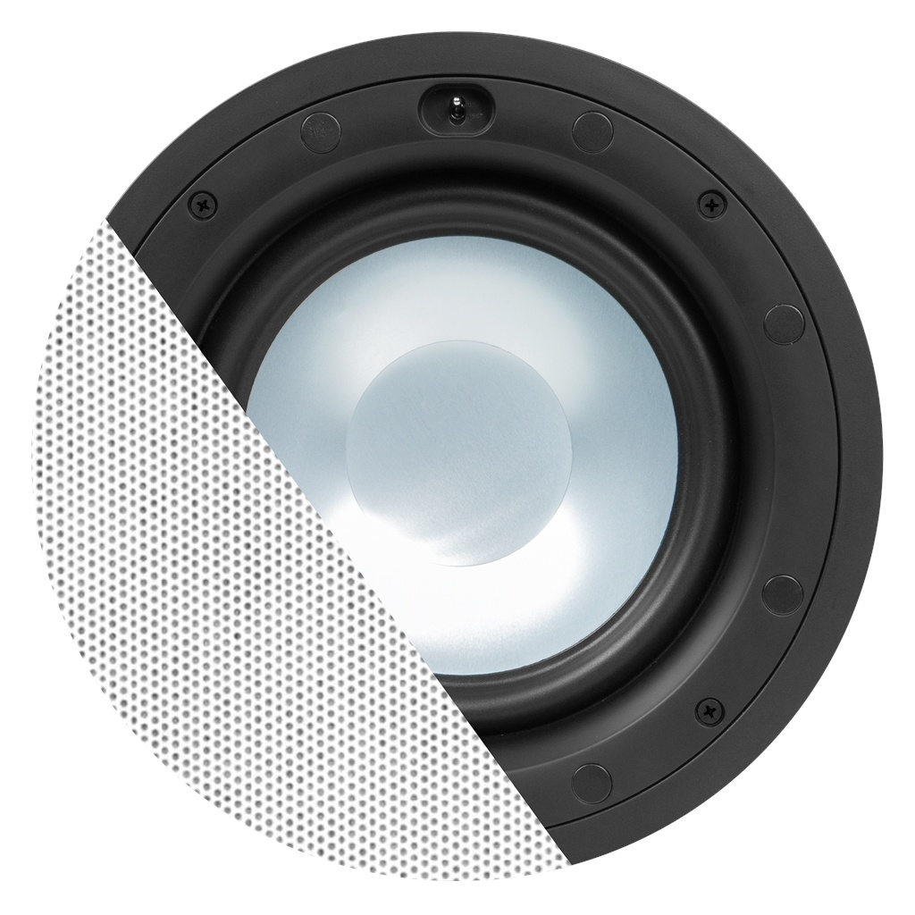 """Audac CELO8S High-End 8"""" Ceiling Subwoofer"""