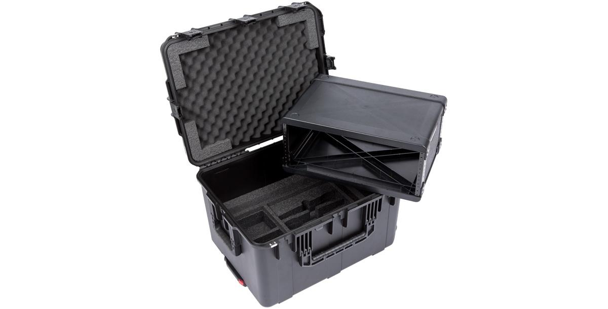 SKB 3i-231714WMC 4U iSeries 2317-14 Wireless Mic Fly Rack