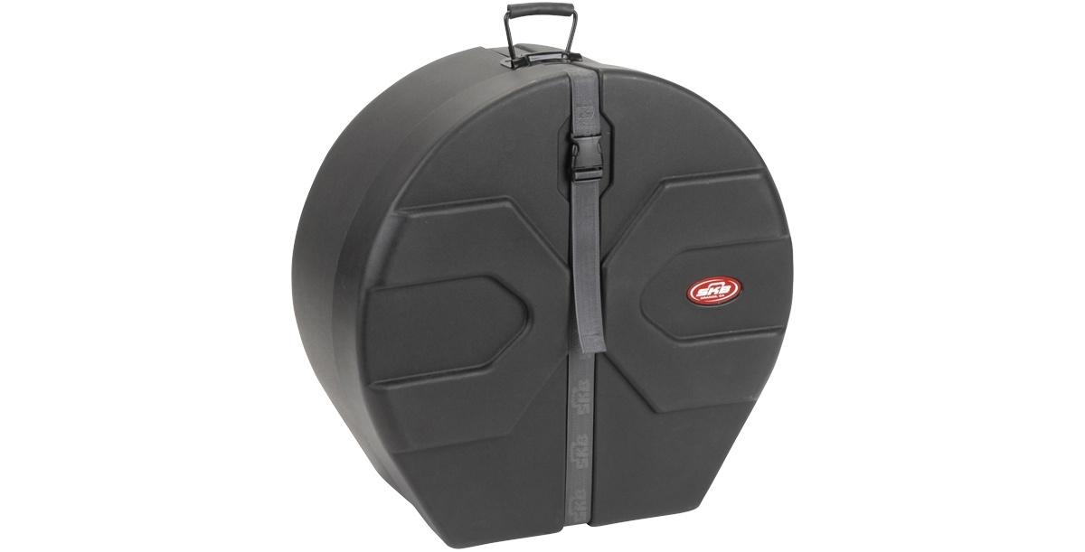 SKB 1SKB-D1122 Double Second/Double Tenor Steel Drum Case