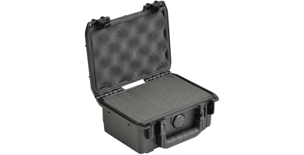 SKB 3i-0705-3B-C iSeries 0705-3 Waterproof Case (with cubed foam)