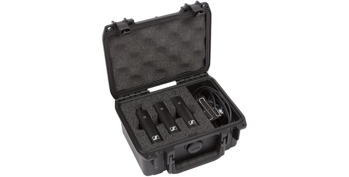 SKB 3i0705-3-XSW iSeries Sennheiser XSW-D ENG Set Wireless Audio System Case