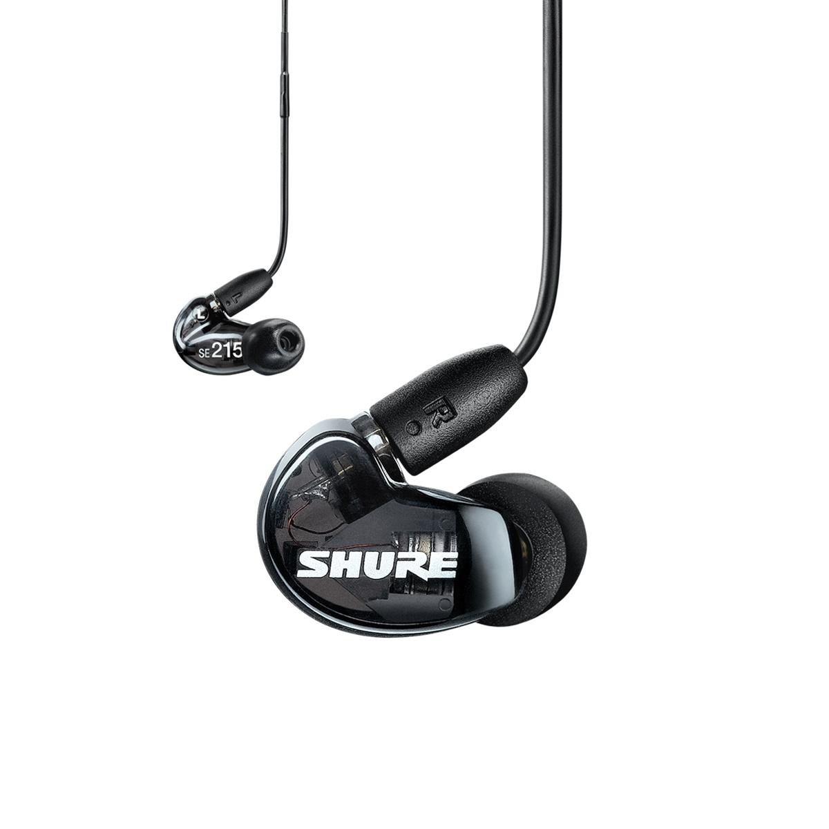 Shure AONIC 215 Sound Isolating Earphones (Black)