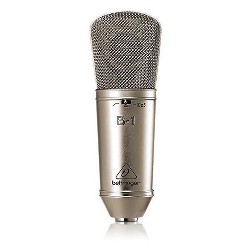 Behringer Single Diaphragm Condenser Microphone B-1