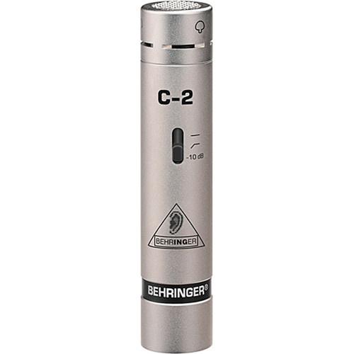 Behringer Studio Condenser Microphone C-2 (Pair)
