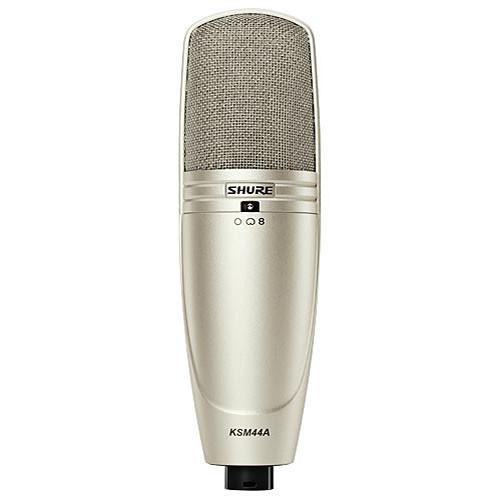 Shure KSM44A Multi-Pattern Condenser Microphone