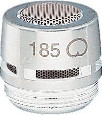 Shure WL185/MX S.Cardioid Cart - White