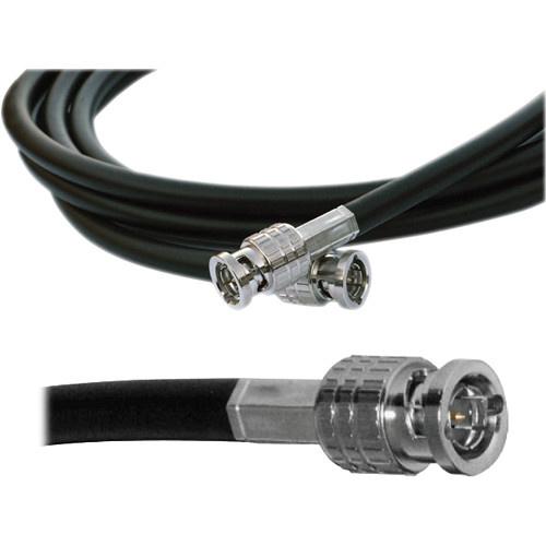 Canare 100' HD-SDI Video Coaxial Cable - BNC to BNC Connectors