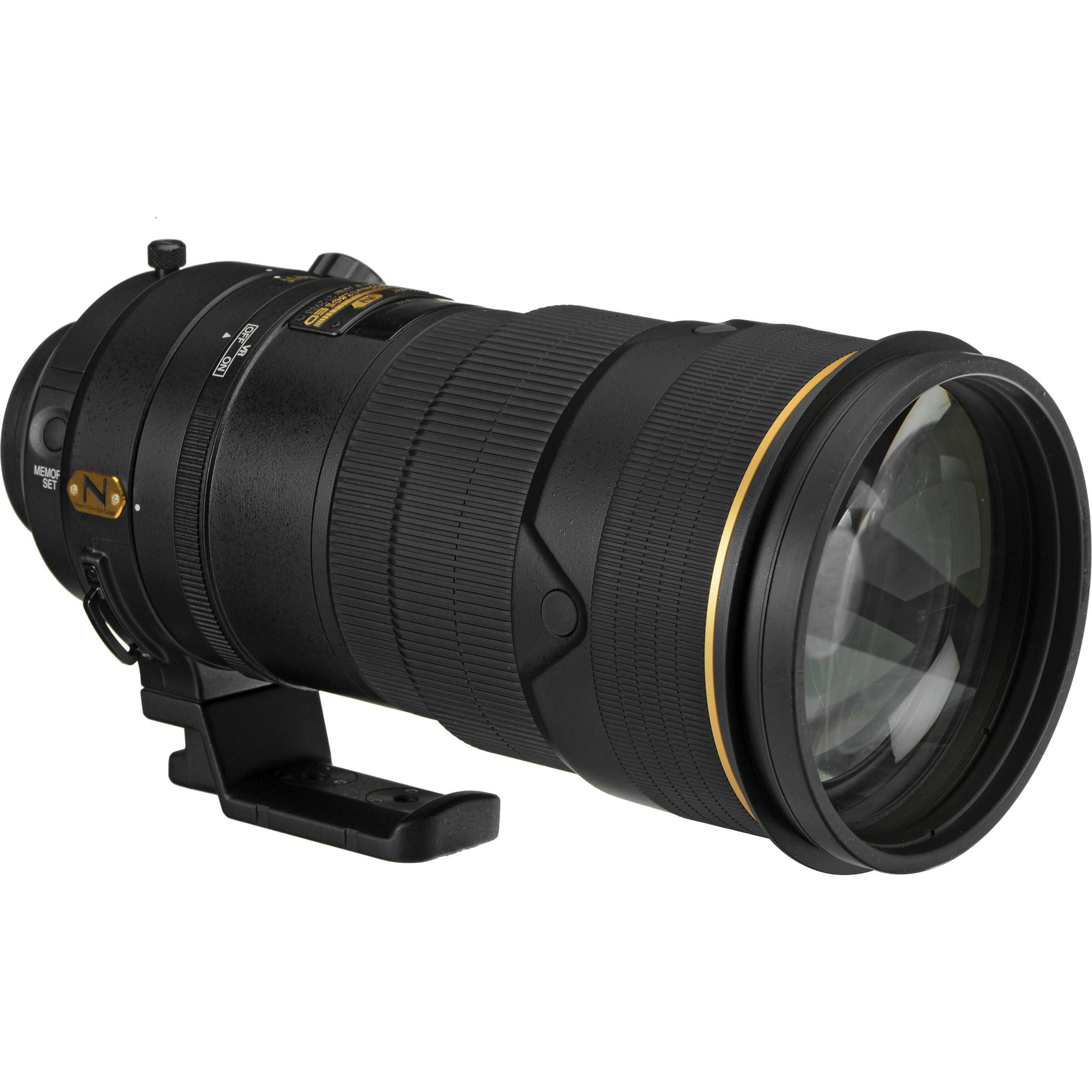 Nikon 300mm f2.8G ED-VR II Lens