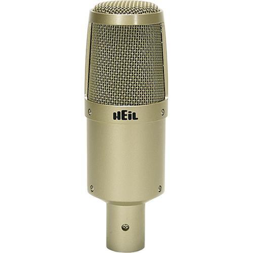 Heil Sound PR 30 Dynamic Cardioid Studio Microphone (Champagne)