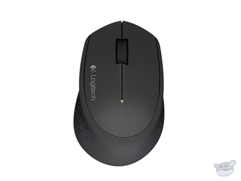 Logitech M280 Wireless Mouse (Black)