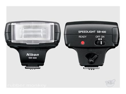 Nikon Sb-400 Nikon Sb-400 Speedlight Unit