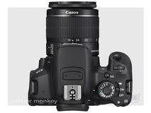 Canon EOS 650D Digital SLR with EF-S EF-S 18-55mm f/3.5-5.6 IS II Lens