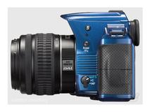 Pentax K-30 Digital Camera with 18-55mm AL Lens Kit (Blue)