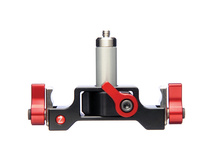 "Zacuto Lens Support w/ 2"" rod"