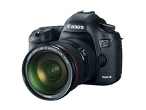 Canon EOS 5D Mark III DSLR Camera with EF24-70 II Lens