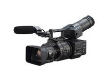Sony NEX-FS700RH Super 35mm Camcorder with 18-200mm Lens