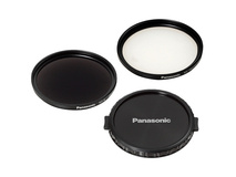 Panasonic ND 0.9 and MC Clear Filter Kit