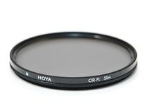 Hoya 62mm Slim Circular Polarising Filter